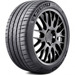 245/40 R18 & 265/35 R18 Michelin Pilot Sport 4 Set